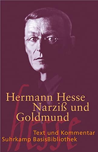 9783518188408: Narziß und Goldmund