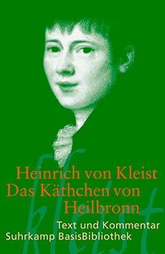 9783518188989: Kleist, H: Käthchen von Heilbronn