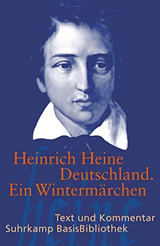 9783518189061: Deutschland. Ein Wintermärchen