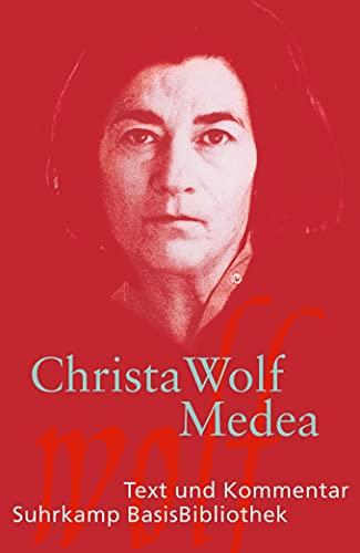 Medea (Suhrkamp BasisBibliothek): Wolf, Christa: