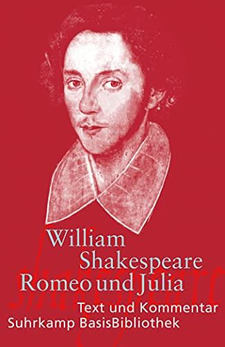 Romeo und Julia Übers. v. Erich Fried.: Shakespeare, William: