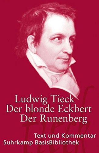 9783518189269: Der blonde Eckbert / Der Runenberg