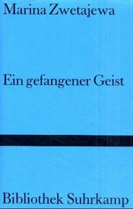 9783518220092: Ein gefangener Geist. Essays.