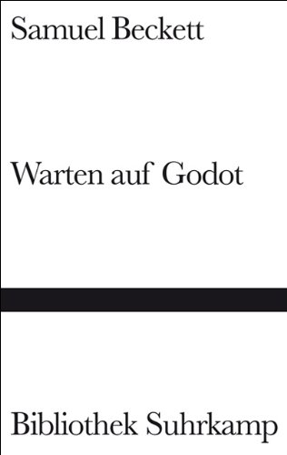 9783518220405: Warten auf Godot.