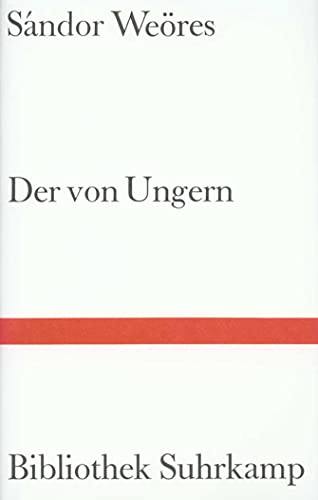 Der von Ungern: Gedichte und acht Zeichnungen: Weöres, Sandor