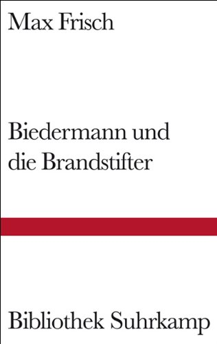 9783518220757: Biedermann Und Brandstifter (German Edition)