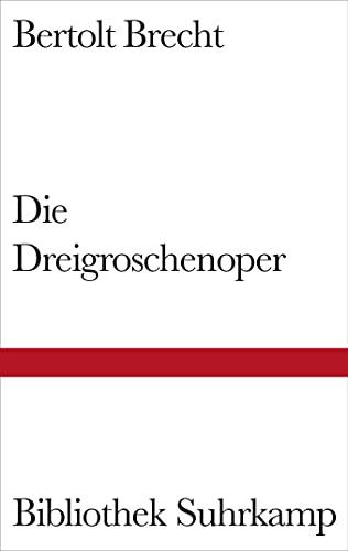 9783518221556: Die Dreigroschenoper.