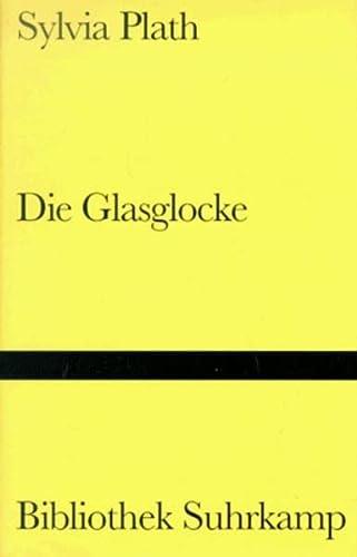 9783518222218: Die Glasglocke.