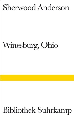 9783518223307: Winesburg, Ohio.