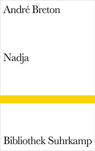 9783518223512: Nadja.