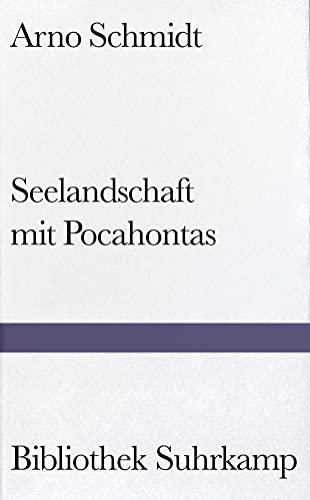 9783518223659: Seelandschaft mit Pocahontas