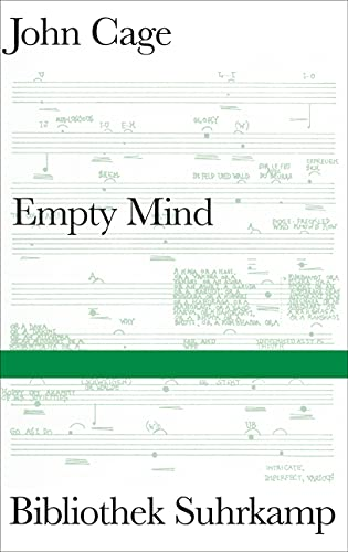 Empty Mind: Cage, John