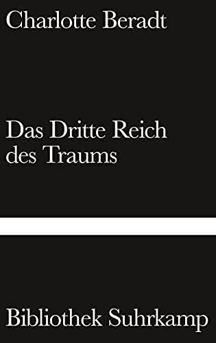 9783518224960: Das Dritte Reich des Traums