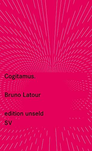 9783518260388: Cogitamus