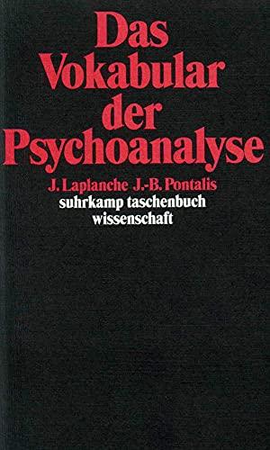 9783518276075: Das Vokabular der Psychoanalyse: 7
