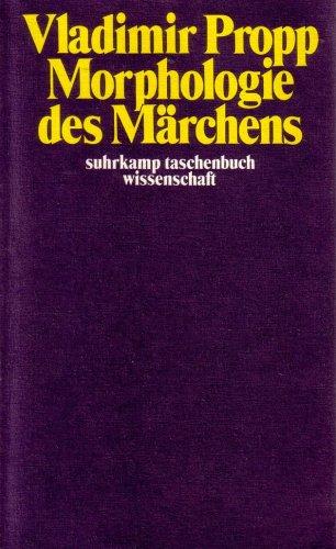 9783518277317: Morphologie des Märchens