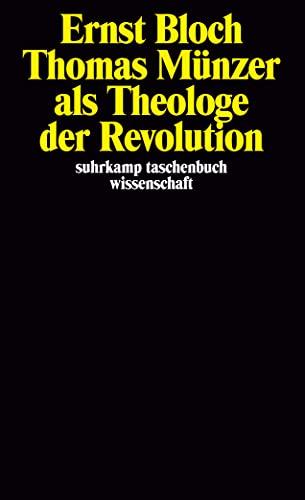 9783518281512: Thomas Münzer als Theologe der Revolution: Gesamtausgabe in 16 Bänden, Band 2