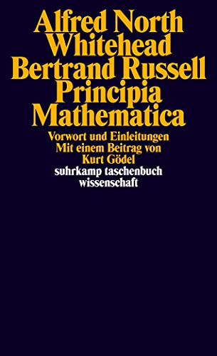 9783518281932: Principia Mathematica.