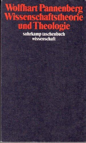 9783518282762: Wissenschaftstheorie und Theologie