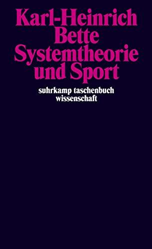 9783518289990: Systemtheorie und Sport