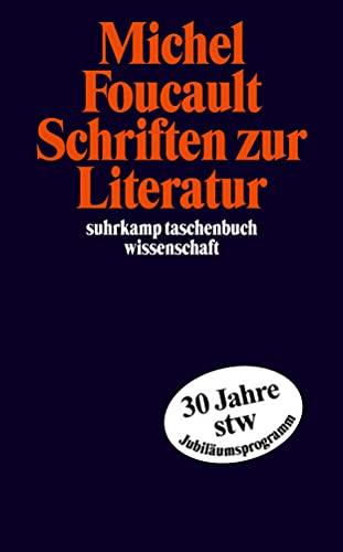 9783518292754: Schriften zur Literatur