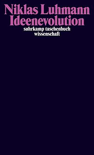 Luhmann, N: Luhmann/Ideenevolution: Luhmann, Niklas