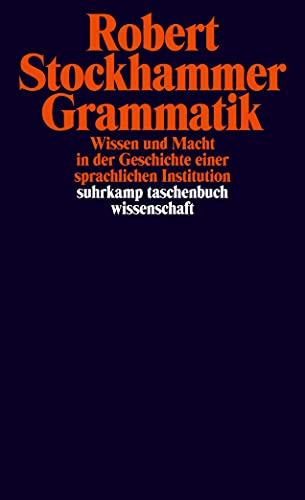 9783518296950: Grammatik