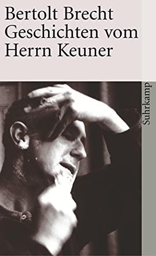 9783518365168: Geschichten vom Herrn Keuner