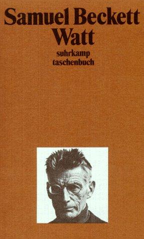 Watt. Roman.: Samuel Beckett