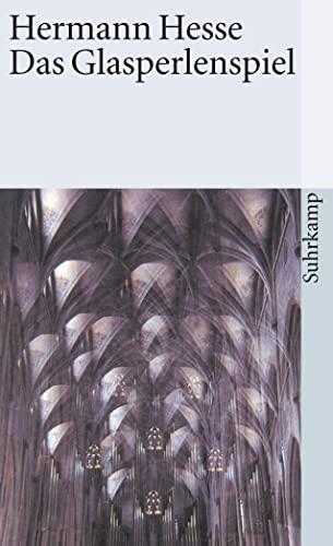 Das Glasperlenspiel (German Edition): Hesse, Hermann