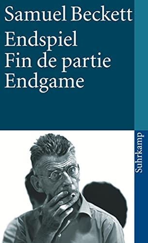 Endspiel / Fin de partie / Endgame: Beckett, Samuel