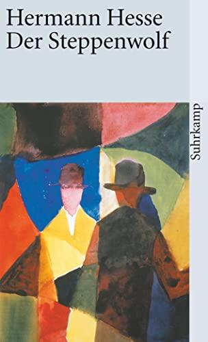 9783518366752: Der Steppenwolf (German Edition)