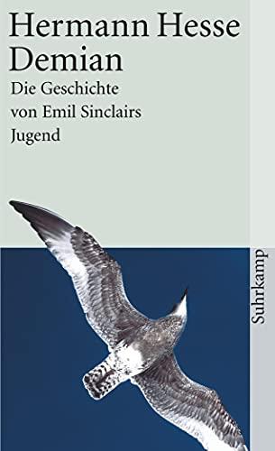 9783518367063: Demian (German Edition)
