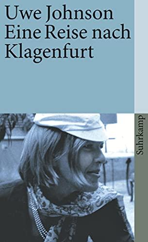 Eine Reise nach Klagenfurt. - Johnson, Uwe