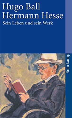 9783518368855: Hermann Hesse: Sein Leben und sein Werk