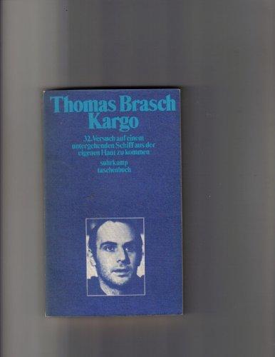 Kargo: Brasch, Thomas