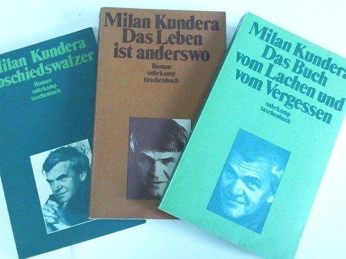 Der Abschiedswalzer: Roman: Kundera, Milan