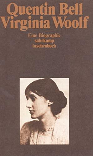 Virginia Woolf: Eine Biographie (suhrkamp taschenbuch) - Bell, Quentin