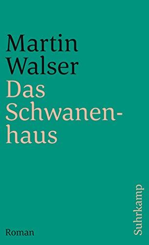 Das Schwanenhaus.: Walser, Martin