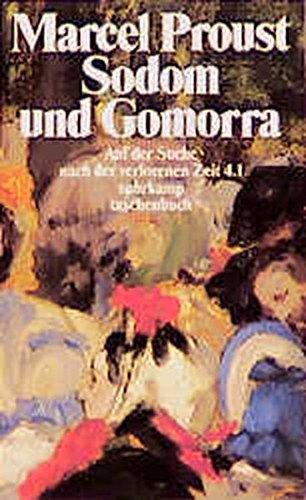 Sodom und Gomorra. ( Auf der Suche: Marcel Proust