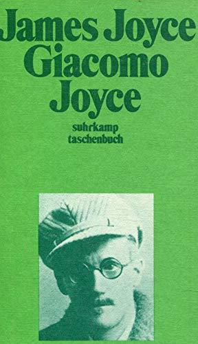 Giacomo Joyce.: Joyce, James