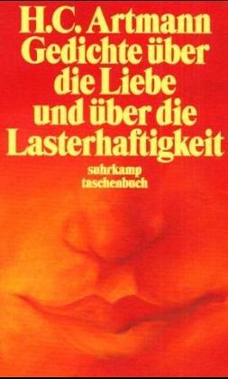 9783518375334 Gedichte über Die Liebe Und über Die