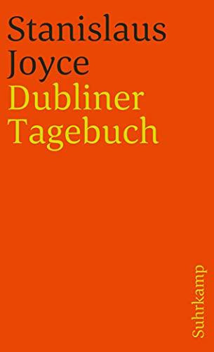 Dubliner Tagebuch. (3518375466) by Joyce, Stanislaus; Healey, George Harris; Schmidt, Arno