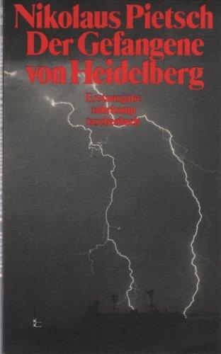 9783518376294: Der Gefangene von Heidelberg
