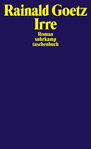 9783518377246: Irre (Suhrkamp Taschenbuch)