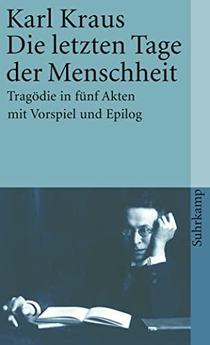 Die letzten Tage der Menschheit: Kraus, Karl