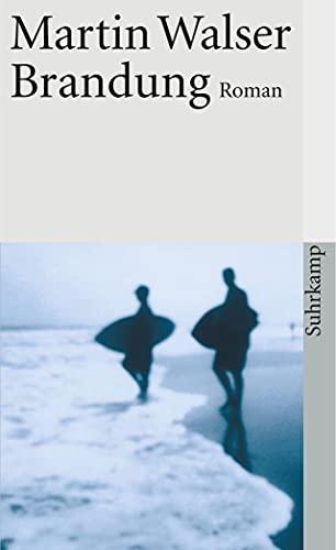 Brandung. Roman. (German Edition): Walser, Martin