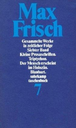 Gesammelte Werke in zeitlicher Folge VII 1976-1985 vo...BuchZustand gut