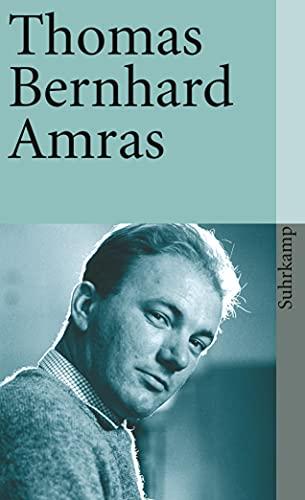 9783518380062: Amras (German Edition)