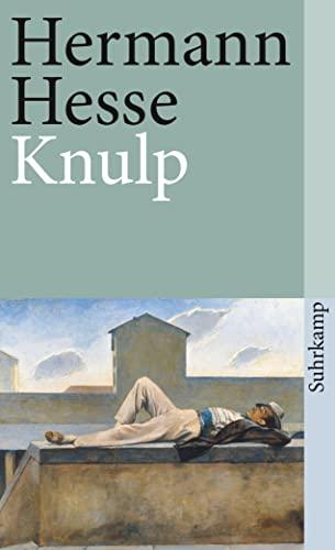 9783518380710: Knulp (German Language Edition) (German Edition)